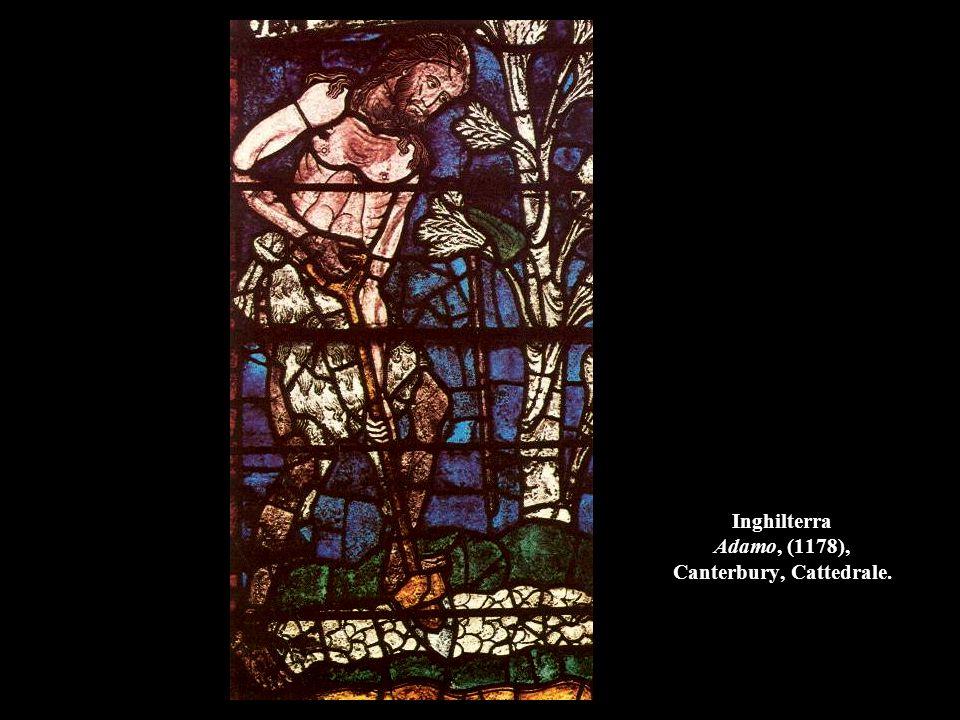 Inghilterra Adamo, (1178), Canterbury, Cattedrale.