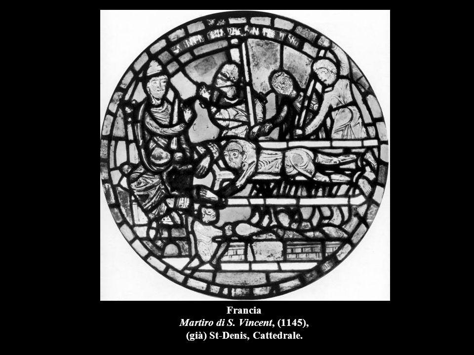 Francia Ascensione, (1145), Le Mans, Cattedrale.