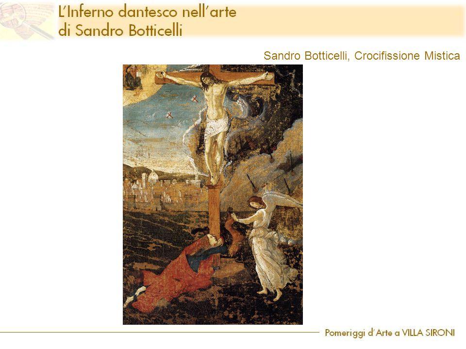 Sandro Botticelli, Crocifissione Mistica