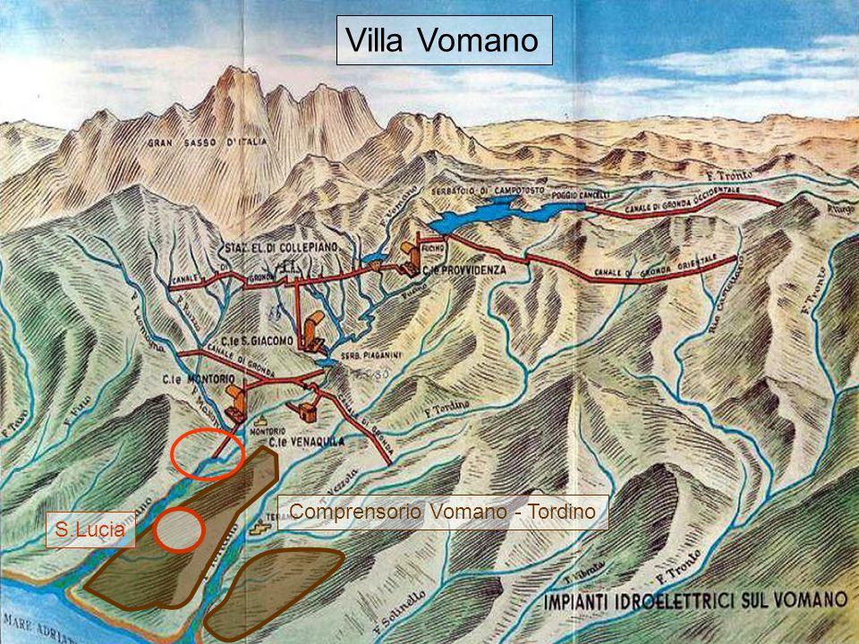 20 Villa Vomano: S.Lucia Comprensorio Vomano - Tordino S.Lucia Villa Vomano