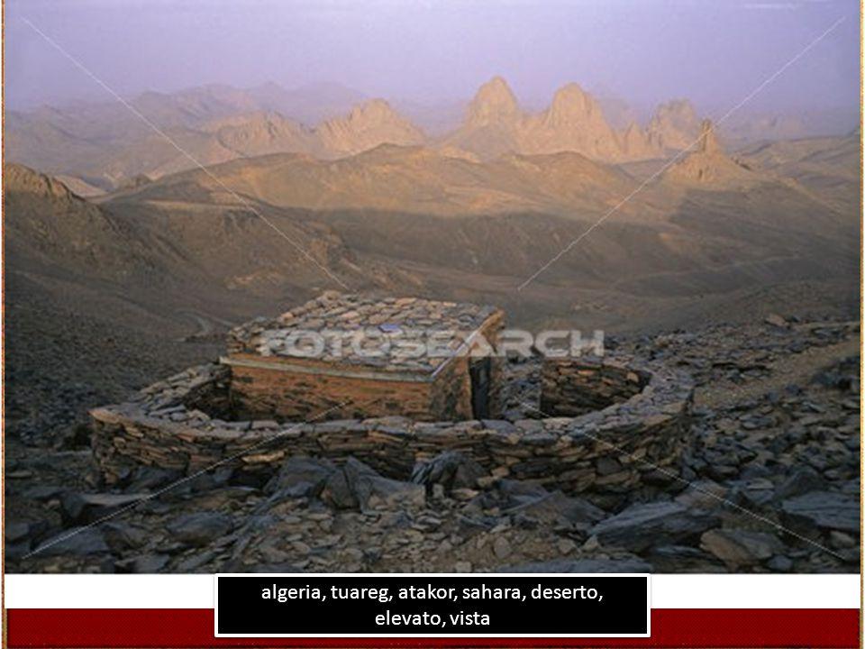 algeria, tassili, n ajjer, djanet, tuareg, cavalieri