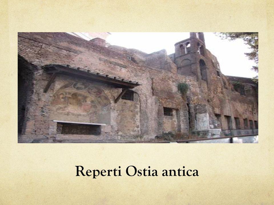 Reperti Ostia antica