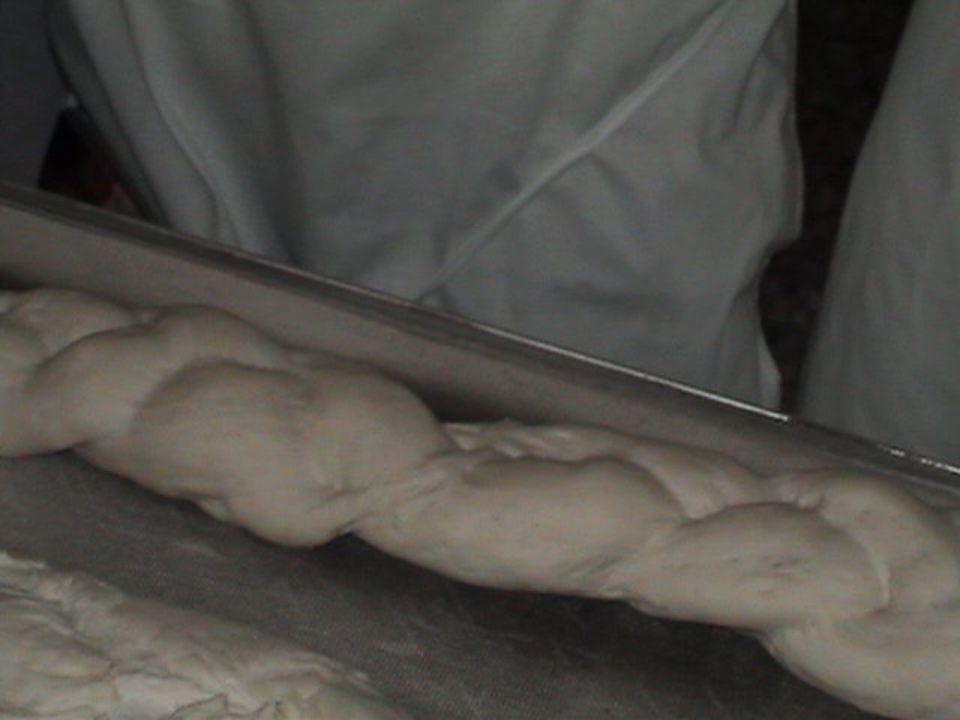"""Dopo aver dato una """" ( { [ forma ] } ) """" al pane"""