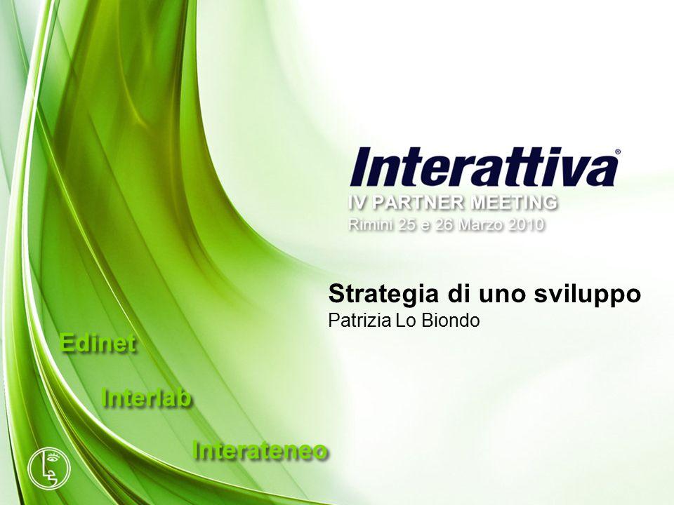 Grafico del trend Centri di formazione e-Leanirng Interattiva Nel 2007 vi erano 6 Centri Nel 2008 eravamo in 24 Centri Nel 2009 siamo arrivati al traguardo di 55 Centri Nel 2010 arriveremo a 70 Centri Contiamo di arrivare entro il 2011 a coprire l'intero territorio italiano