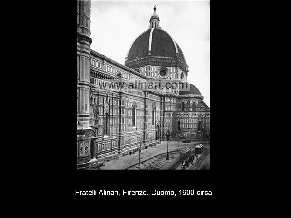 Fratelli Alinari, Firenze, Duomo, 1900 circa