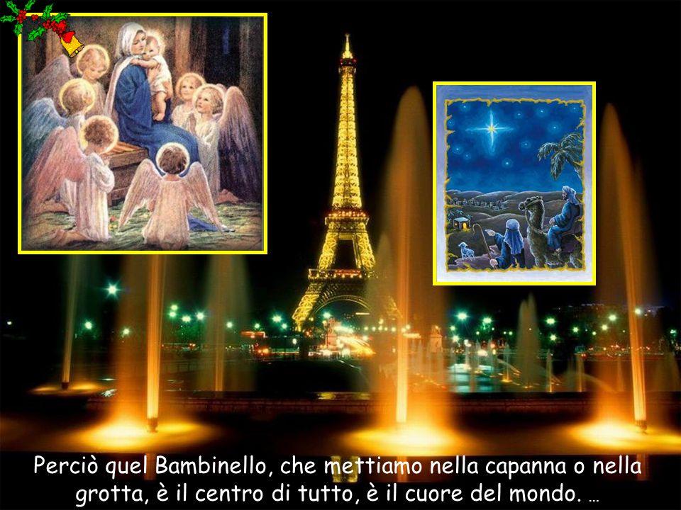Questo Dio si è manifestato in Gesù, nato dalla Vergine Maria. …