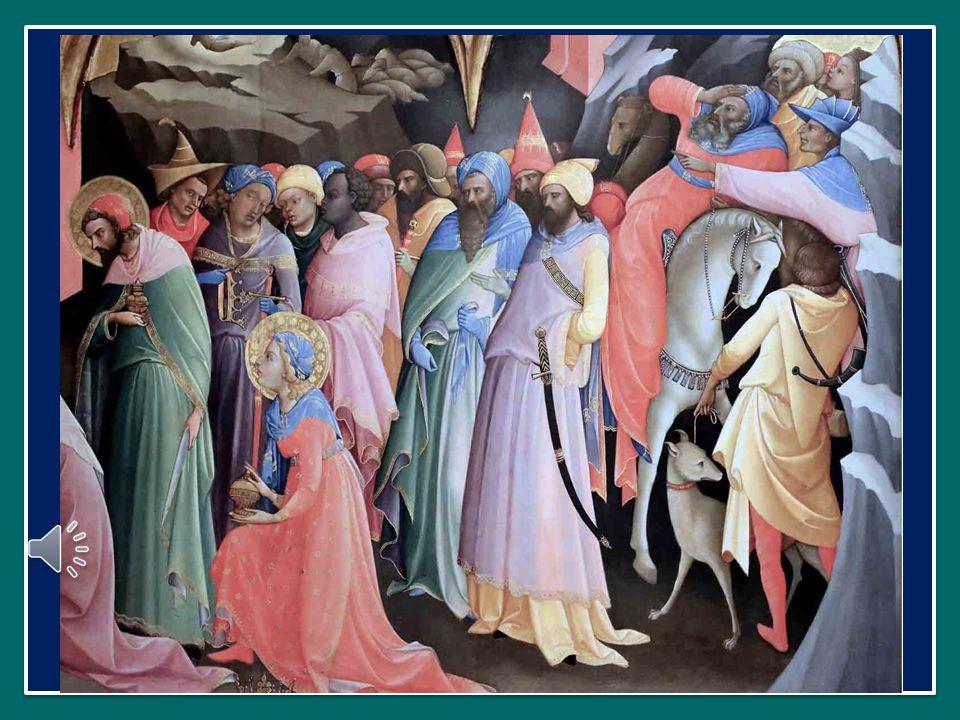 Che troviamo il coraggio di liberarci dalle nostre illusioni, dalle nostre presunzioni, dalle nostre luci , e che cerchiamo questo coraggio nell'umiltà della fede e possiamo incontrare la Luce, Lumen, come hanno fatto i santi Magi.