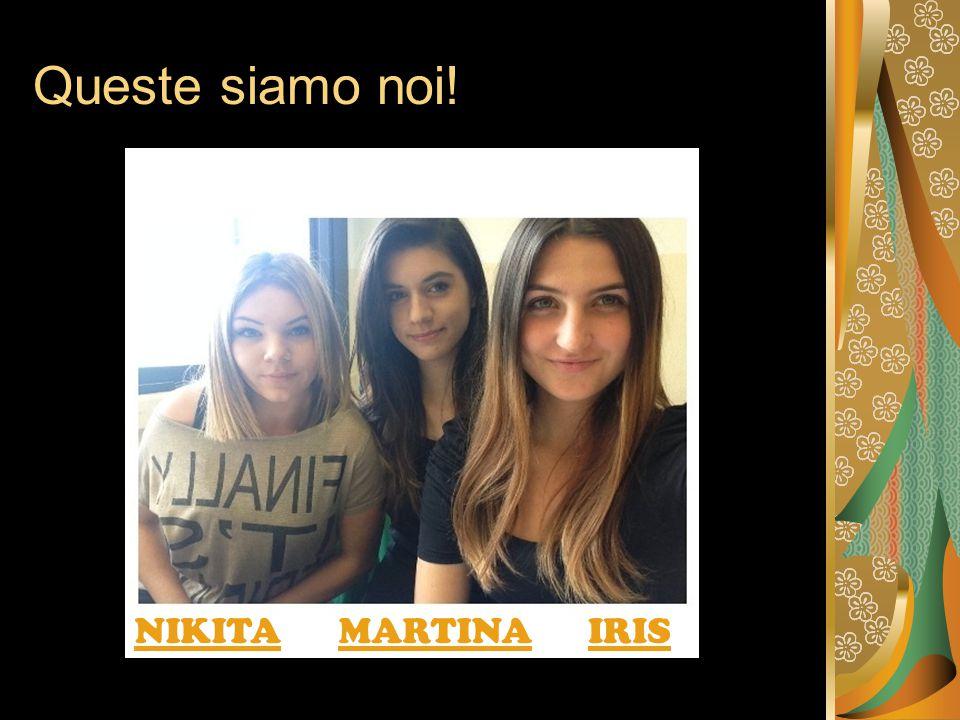 Nikita Ciao, mi chiamo Nikita e ho 16 anni.Sono rumena e vivo in Italia da più di 8 anni.