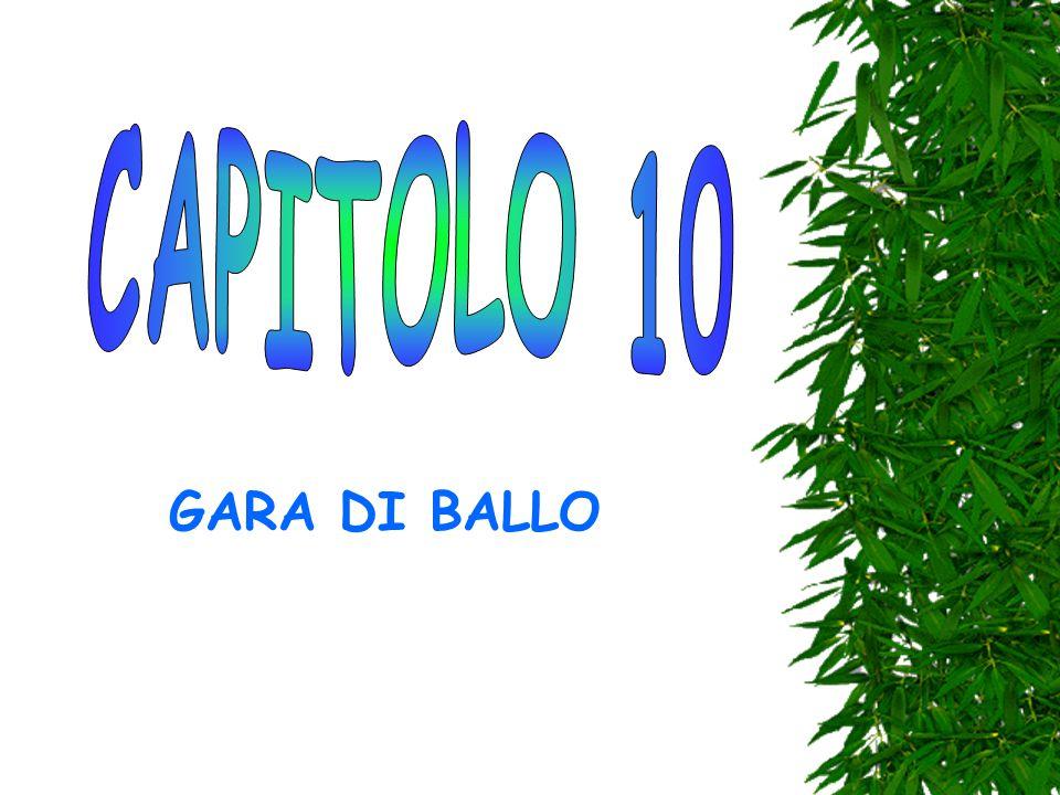 GARA DI BALLO