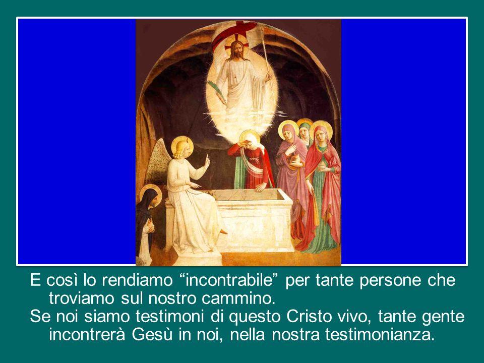 In questo tempo di Quaresima ci stiamo preparando alla celebrazione della Pasqua, quando rinnoveremo le promesse del nostro Battesimo.