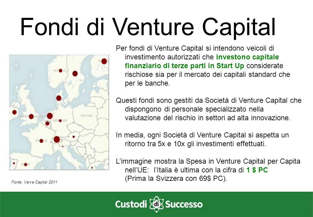 2 Chi sono i Business Angels?