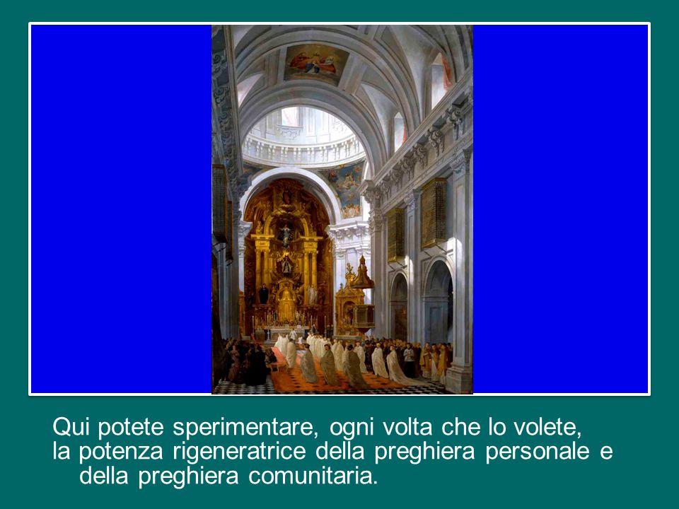 Cari fratelli e sorelle, questo tempio è stato costruito grazie allo zelo apostolico di san Luigi Orione.