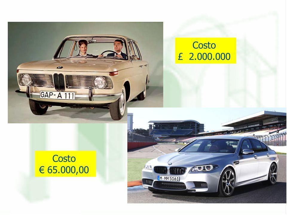 Costo £ 2.000.000 Costo € 65.000,00