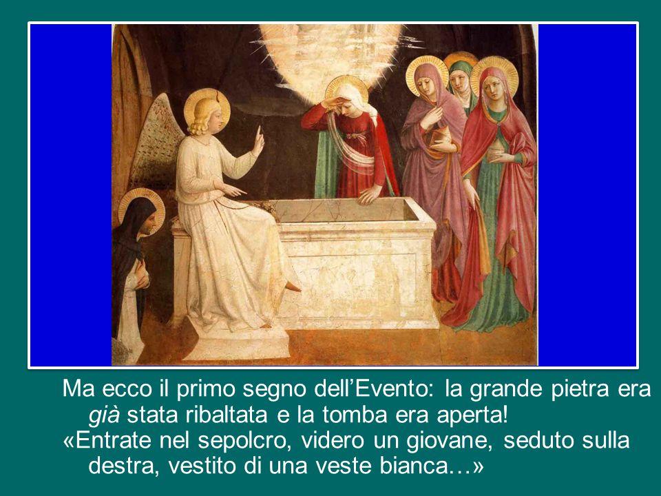 Notte di veglia fu questa per i discepoli e le discepole di Gesù.