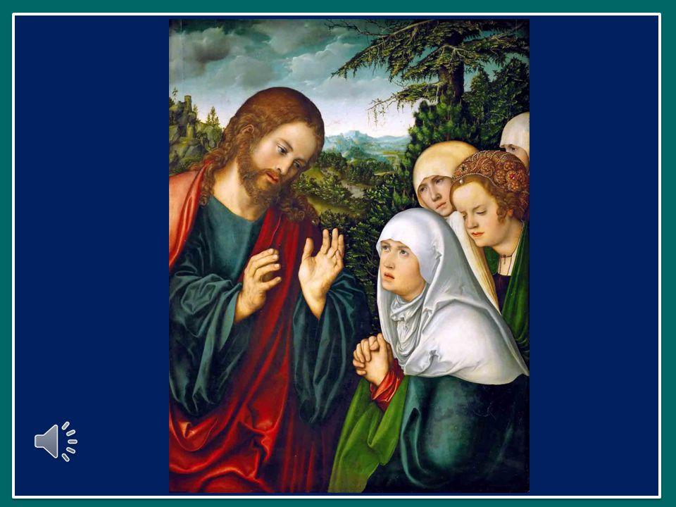 Impariamo da loro a vegliare con Dio e con Maria, nostra Madre, per entrare nel Mistero che ci fa passare dalla morte alla vita.