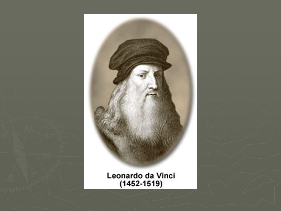 Un personaggio misterioso… In questo fotomontaggio, sono stati uniti una metà della famosa Gioconda e una metà dell'autoritratto di Leonardo.