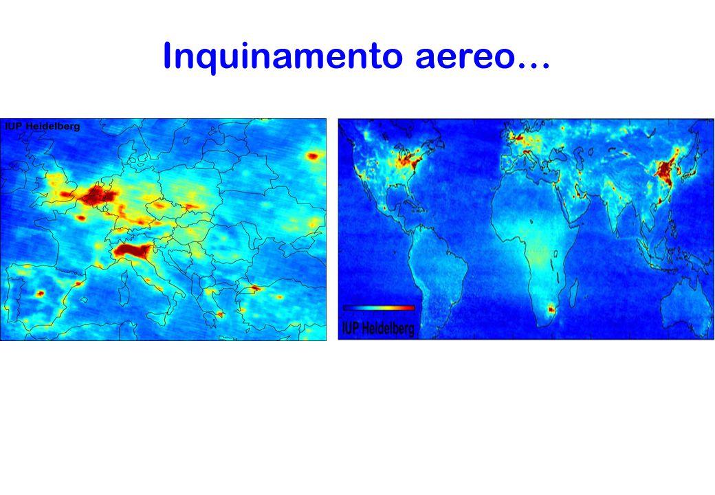 Inquinamento aereo…