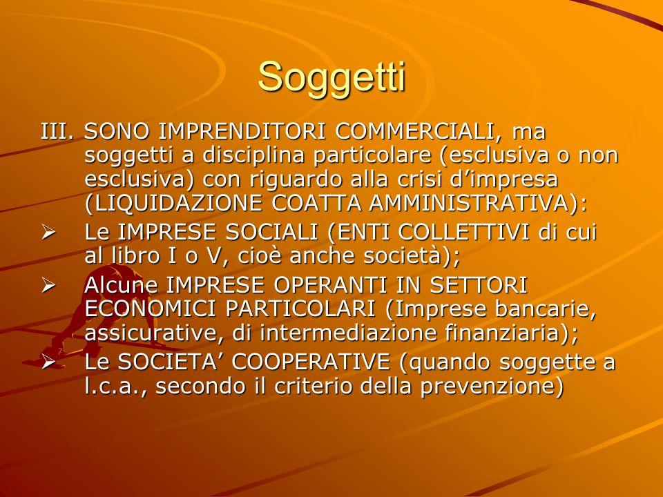 Soggetti III.