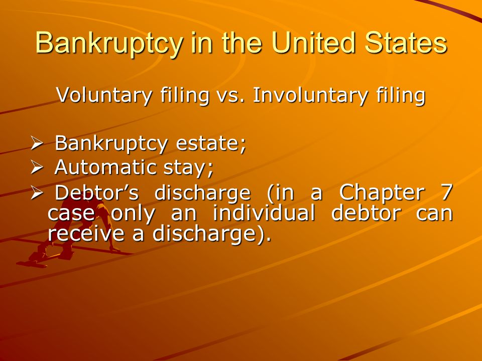 Bankruptcy in the United States CompanyBankruptcy DateTotal Assets Pre-Bankruptcy Lehman Brothers Holdings, Inc.9/15/2008$639,000,000,000 (approximate) Washington Mutual[45]9/26/2008$307,000,000,000 Worldcom, Inc.7/21/2002$103,914,000,000 Enron Corp.12/02/2001$63,392,000,000 Conseco, Inc.12/18/2002$61,392,000,000 Texaco, Inc.04/12/1987$35,892,000,000 Financial Corp.