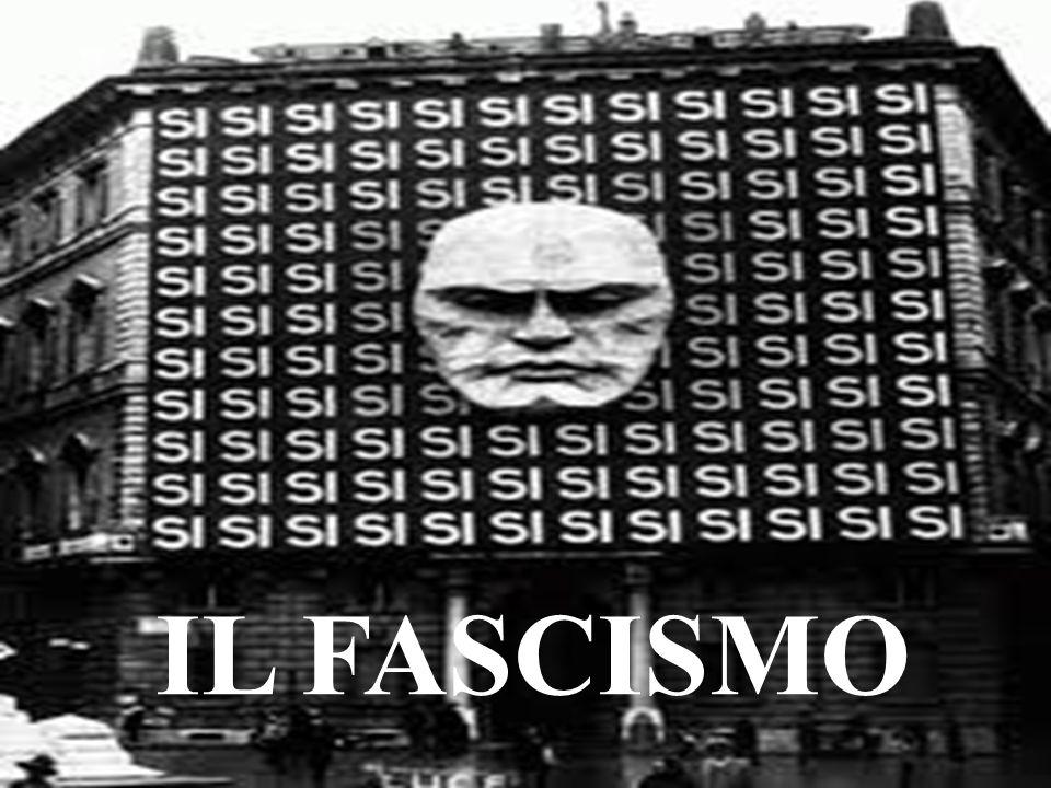 «Lo Stato fascista è lo Stato sovrano.Sovrano in fatti, e non a parole.