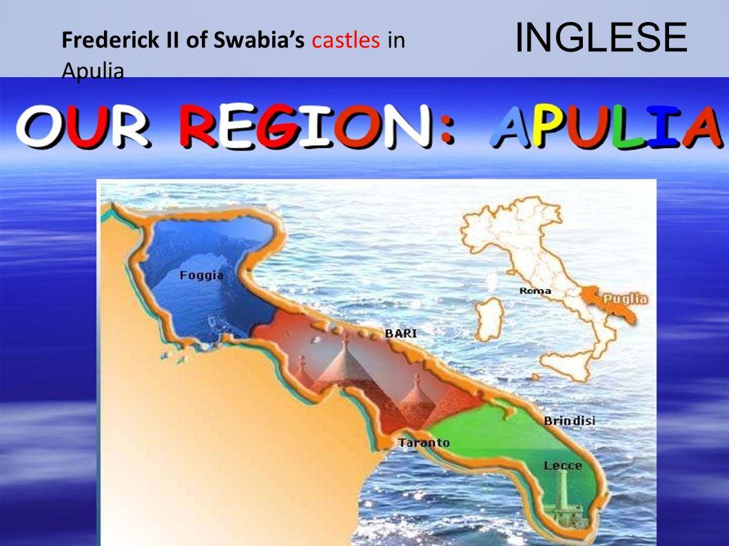 INGLESE Frederick II of Swabia's castles in Apulia