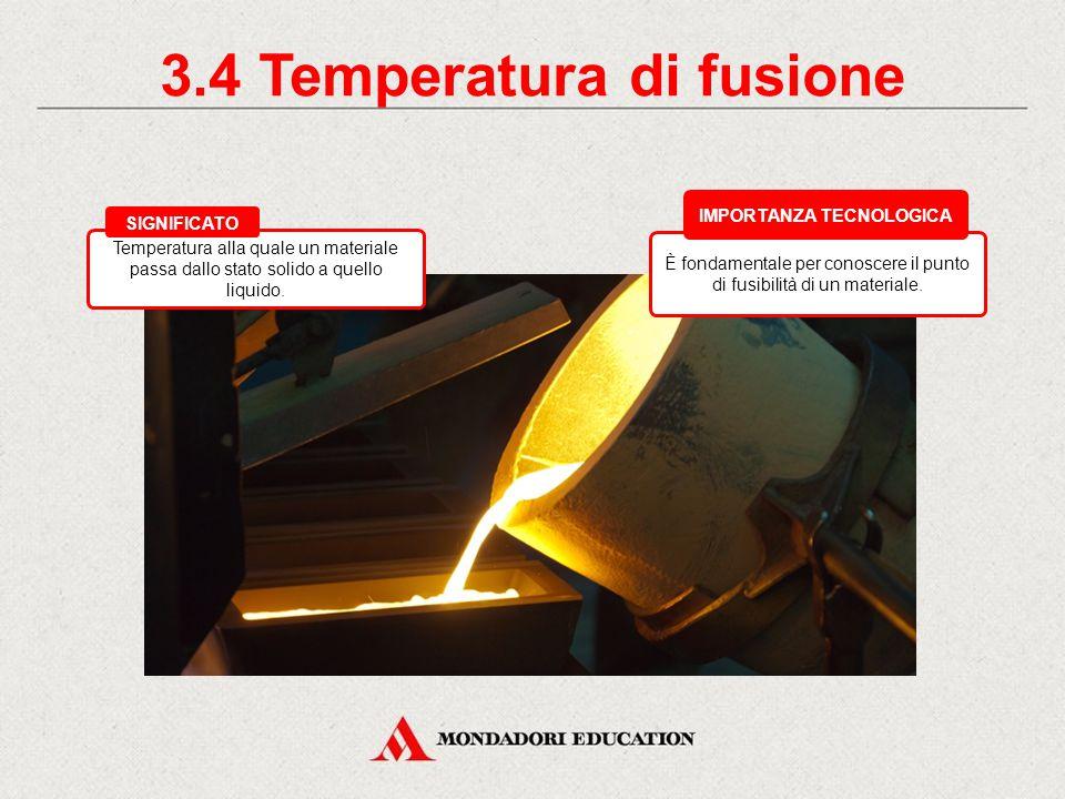 3.3 Dilatazione termica È molto importante nella lavorazione dei metalli. Nell'utilizzo di materiali che hanno questa proprietà (per esempio nel setto