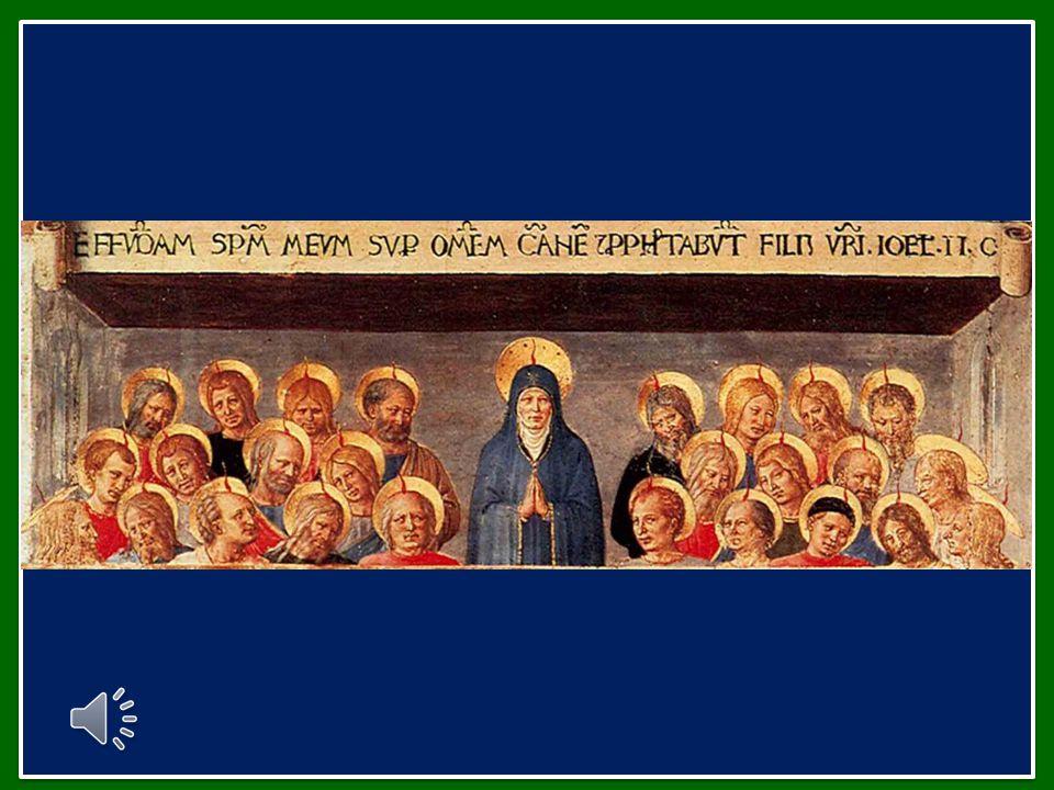 Ci accompagni sempre, in questo cammino, la Vergine Maria, Madre della Chiesa.