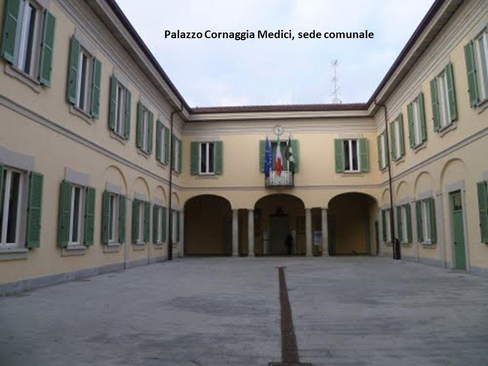 Palazzo barocco in via Vittorio Veneto