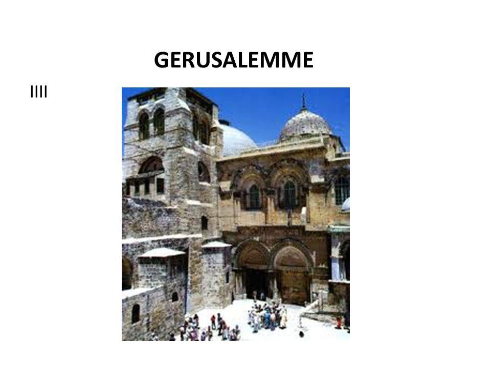 GERUSALEMME IIII