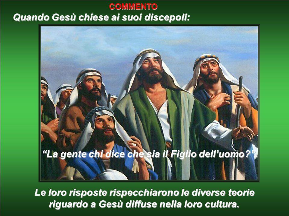 XXI^ DOMENICA DEL TEMPO ORDINARIO/A Isaia 22,19-23 - Romani 11,33-36 - Matteo 16, 13-20 TU SEI IL CRISTO, IL FIGLIO DEL DIO VIVENTE (Mt.