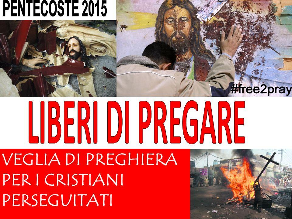 … perseguitati, decapitati e crocifissi per la loro fede, sotto i nostri occhi o spesso con il nostro silenzio complice.