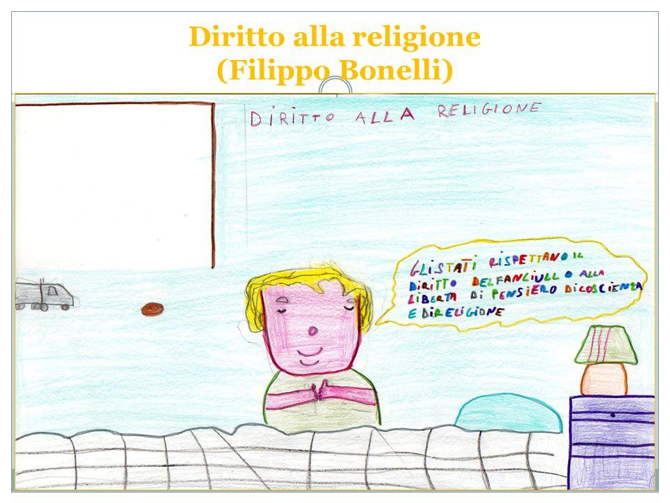 Diritto alla religione (Filippo Bonelli)