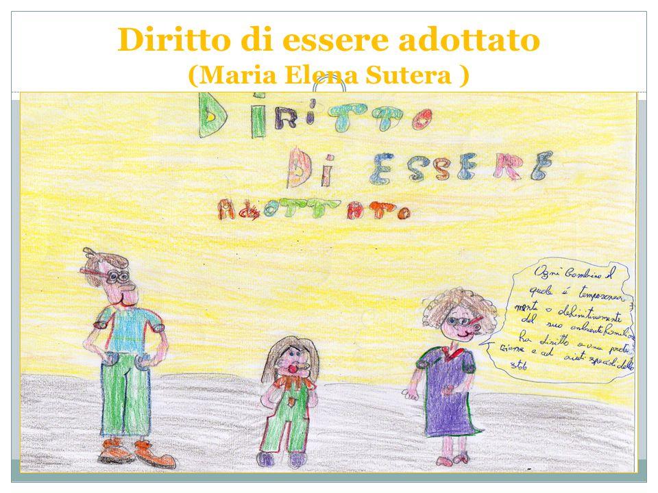 Diritto di essere nutrito ( Gentile Eleonora )