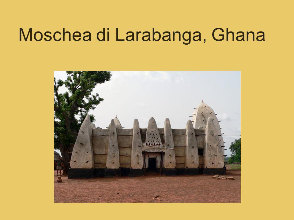 Moschea di Larabanga, Ghana