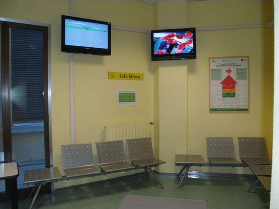 In ospedale c'era un paziente gravemente malato.