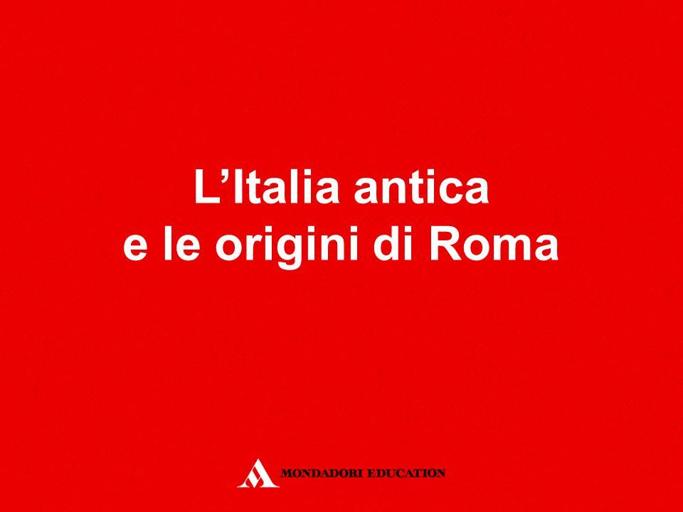 L'Italia antica e le origini di Roma