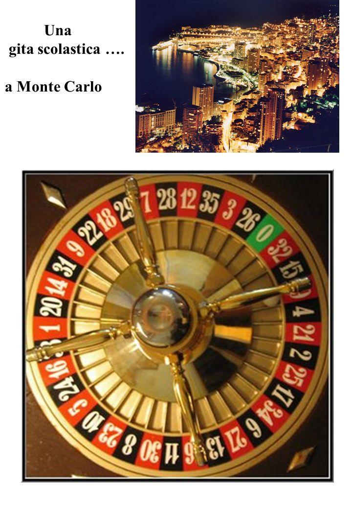 Una gita scolastica …. a Monte Carlo
