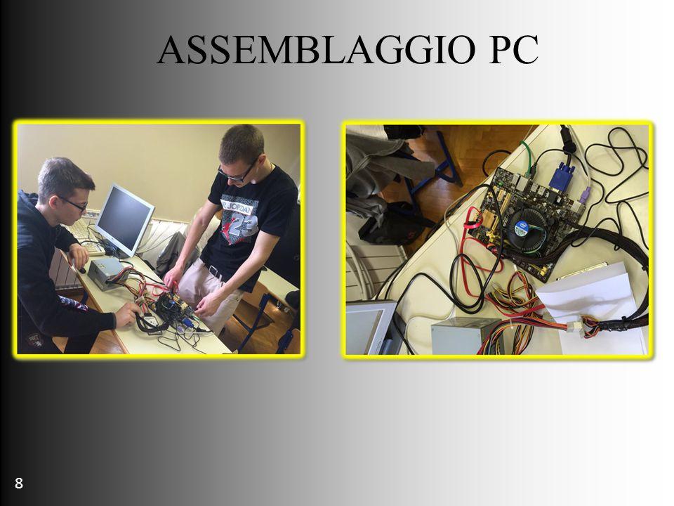 8 ASSEMBLAGGIO PC