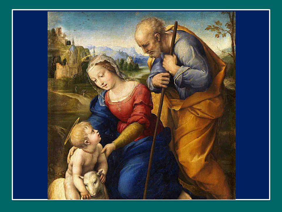 In questo caso, il Signore ci chiede di prenderci cura della famiglia, che fin dalle origini è parte integrante del suo disegno d'amore per l'umanità.