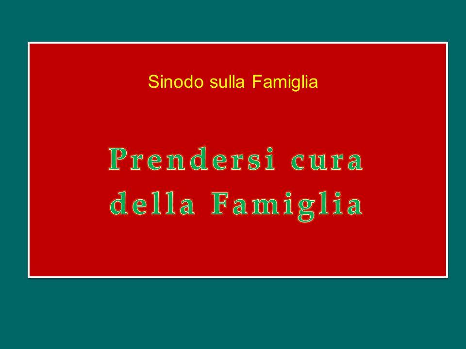 Sinodo sulla Famiglia