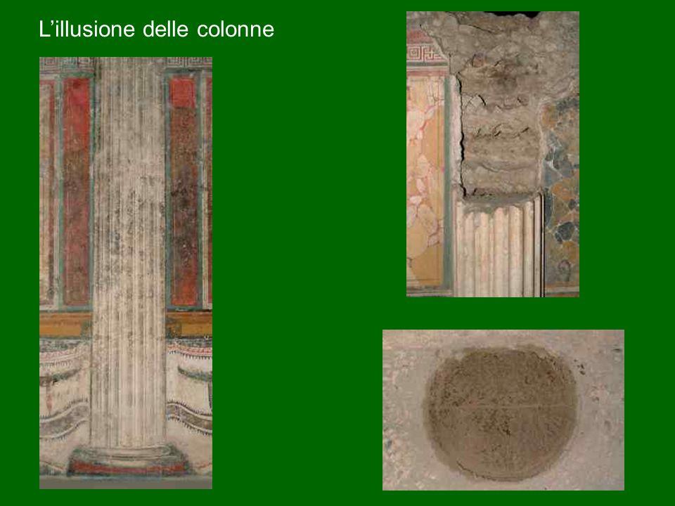 L'illusione delle colonne