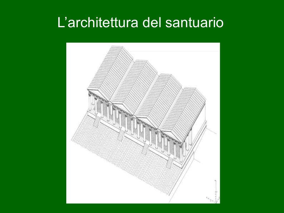 L'architettura del santuario