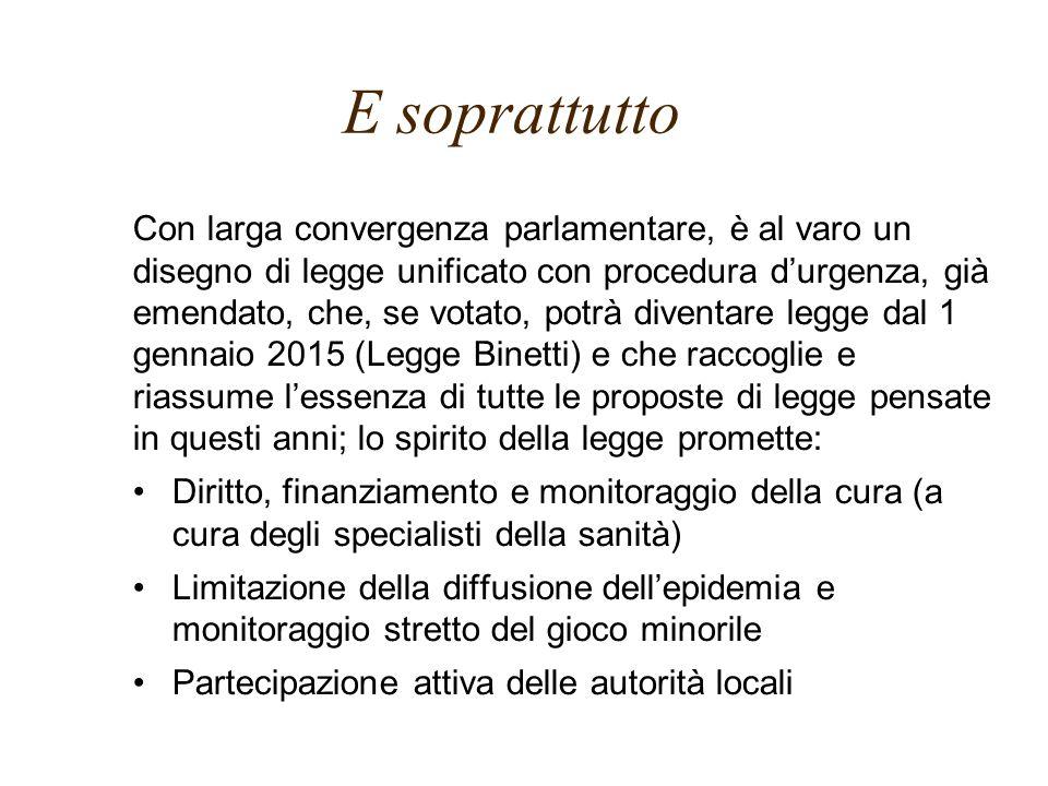 Matteo Iori - per REPORT (novembre 2010)eesiti da magro pascolo Nel 2015 sapremo se attenderci ancora