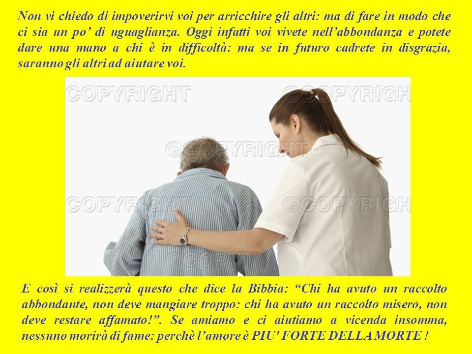 Sottofomdo musicale: VITA (Dalla-Morandi) Buona domenica da Antonio Di Lieto (www.bellanotizia.it) Ora che hai ascoltato la Mia Parola, rispondimi … Per approfondire la bellanotizia premi qui F I N E