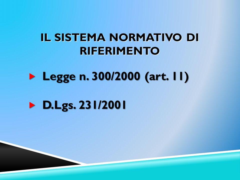 RESPOSABILITÀ DIRETTA DELLA SOCIETÀ Convenzione OCSE del 17.12.1997 Convenzione OCSE del 17.12.1997 (Ratificata con la Legge 29.09.2000 nr.