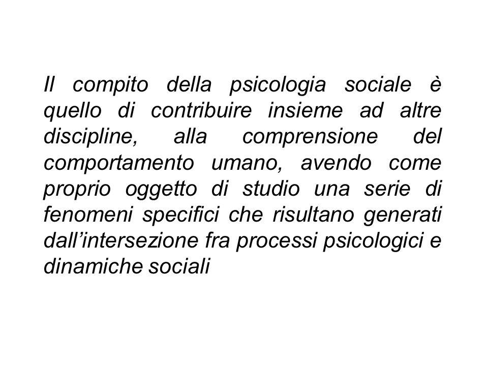 Prospettiva socio-culturale Adottare la prospettiva culturale significa pensare al sociale come all'intreccio di interazioni tra individui, ma anche come all'ordine simbolico – la cultura – che tiene insieme gli individui in un certo modo, che fa sì che essi abbiano obiettivi, risorse, modi di concepire il mondo e gli altri comprensibili e condivisi (Mantovani G., 1996, p.20)