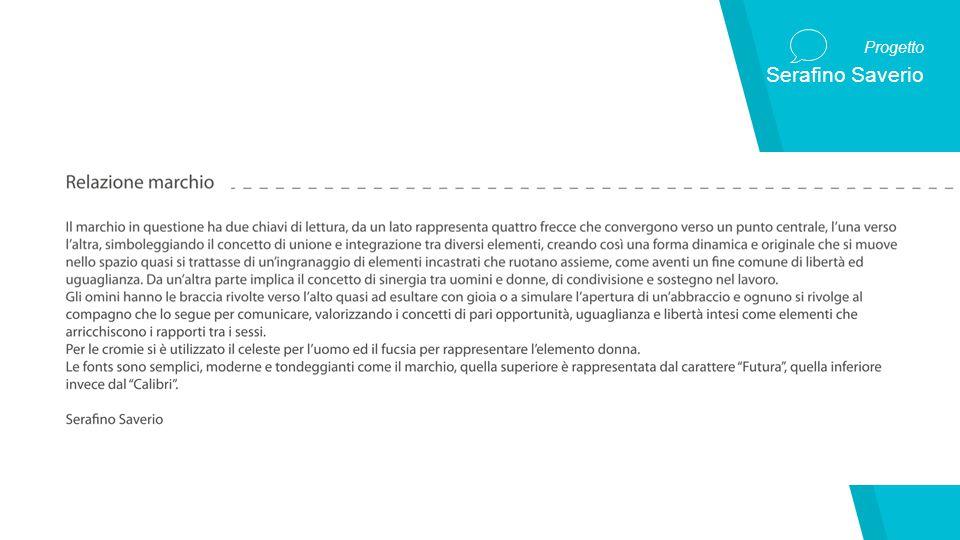 Progetto Serafino Saverio