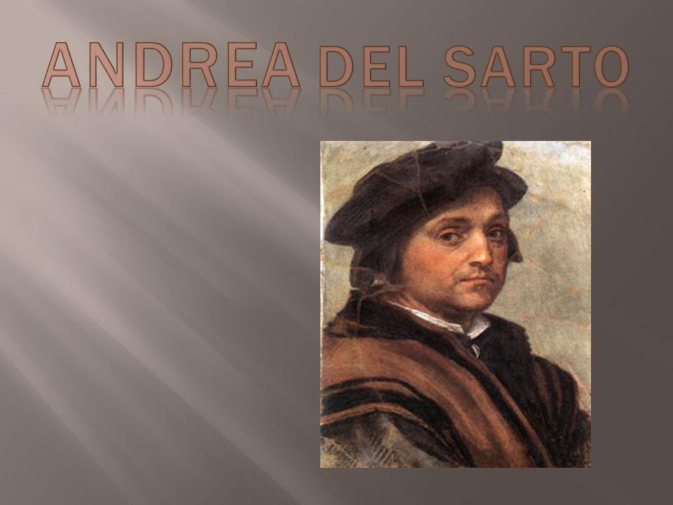 Il pittore italiano Andrea del Sarto nasce a Firenze il 16 luglio 1486.