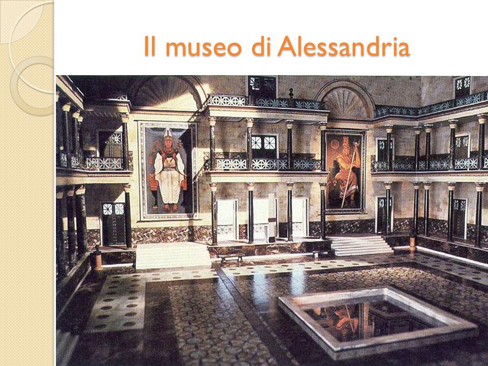Il museo di Alessandria