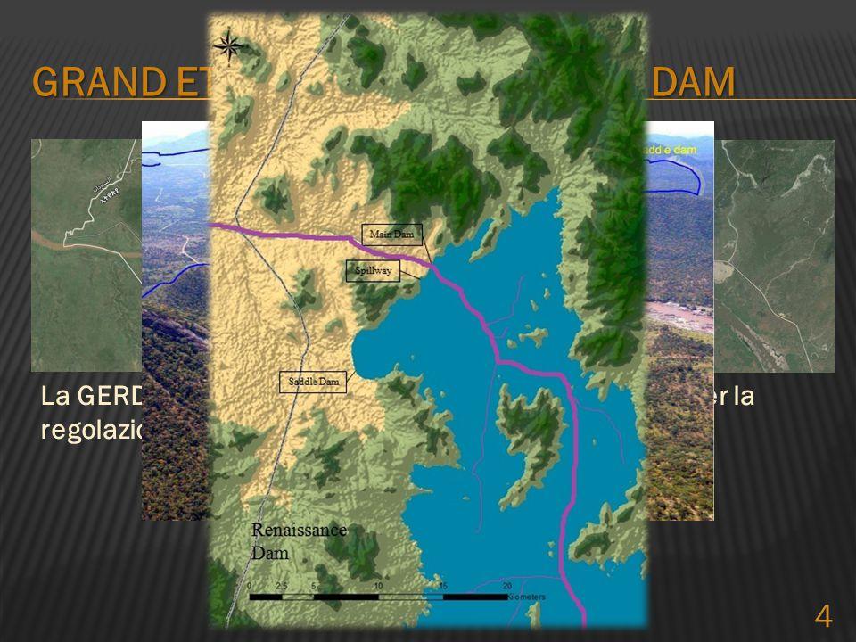 La GERD sarà la prima diga sul suolo etiope costruita per la regolazione del Nilo Azzurro. GRAND ETHIOPIAN RENAISSANCE DAM 4
